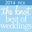 The Knot Best of Weddings - 2014 Pick